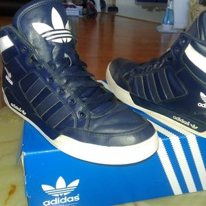 Mens jeremy Adidas Originals Hardcourt Scott sz 10